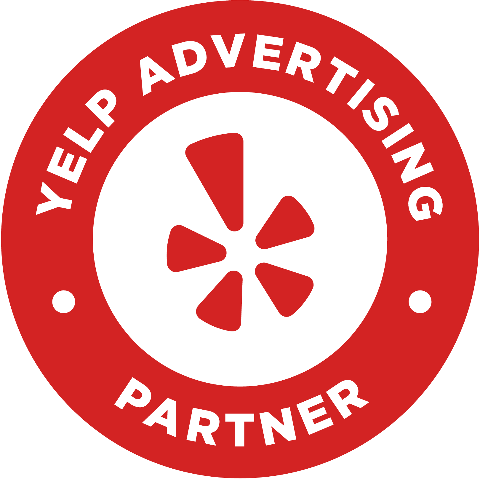 Yelp Advertising Partner logo