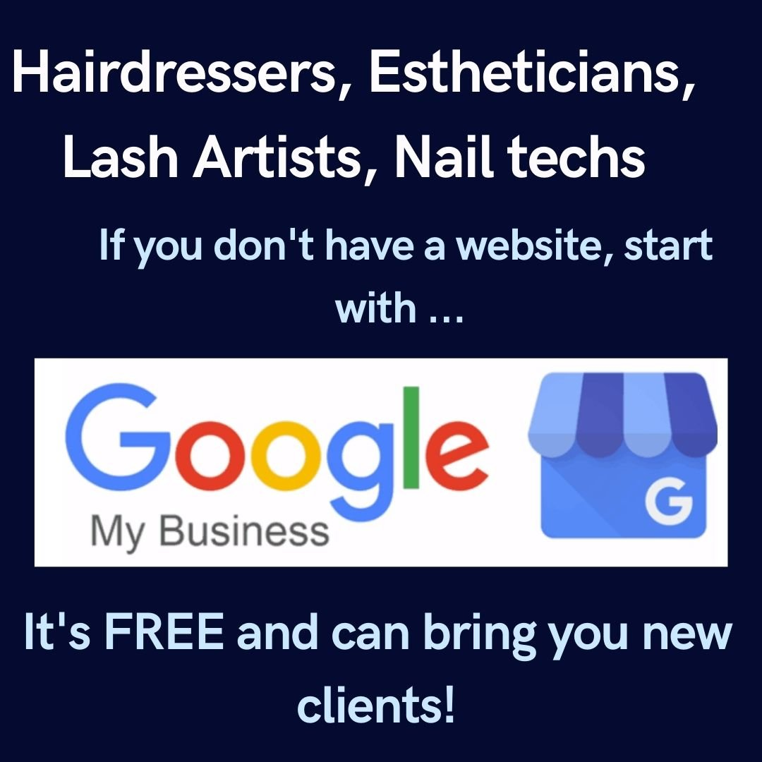 Why Hairstylists Should Have a Google My Business Profile