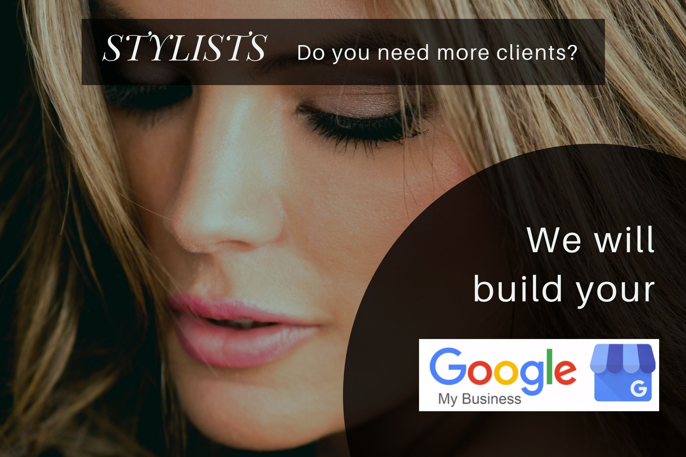 hairstylists google my business